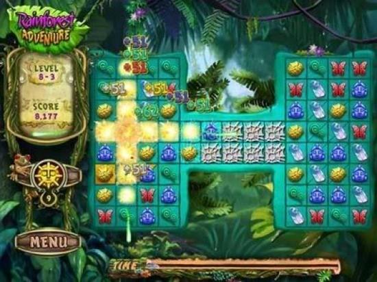Rainforest-Adventure