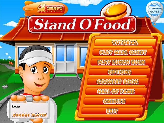 Alawar Stand O Food 1.09
