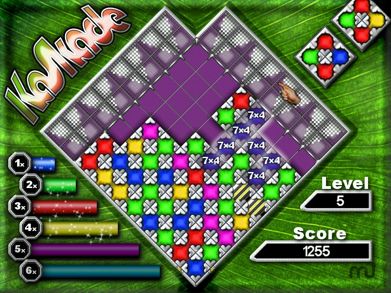 kaskade game