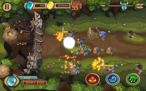 Chơi game Robin Hood